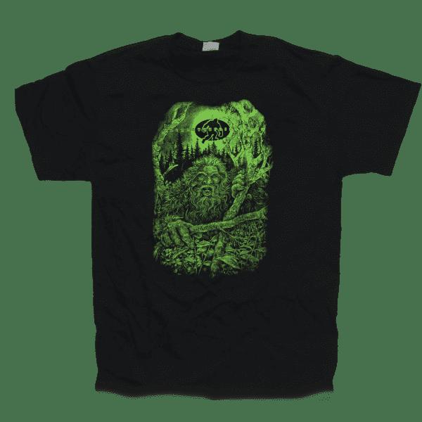 16 Wild Man Green Man
